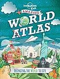 The Kids Amazing World Atlas: Bringing the World to Life