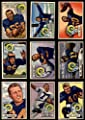 1951 Bowman Los Angeles Rams Team Set Los Angeles Rams (Baseball Set) Dean's Cards 3.5 - VG+