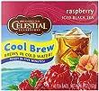 Celestial Seasonings Raspberry Iced Tea, 40 Count (Pack of 6)