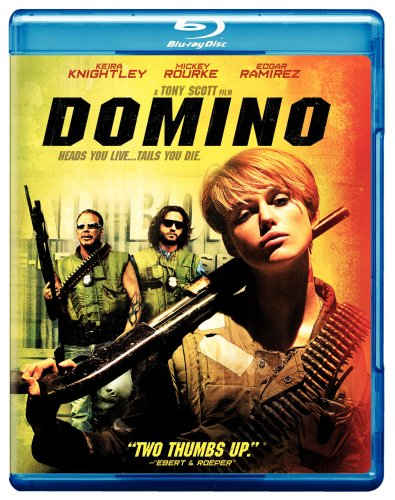 Cover art for  Domino  [Blu-ray]