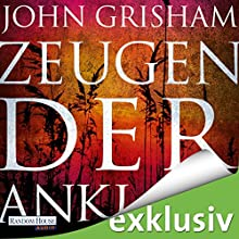 Zeugen der Anklage (Bestechung 0) Hörbuch von John Grisham Gesprochen von: Charles Brauer
