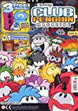 LIMITED TIME PRICE SLASH - Club Penguin Magazine Issue 28 = 32 Pgs of Disney FUN + Codes + ROOKIE WHOOPEE CUSHION + Mega Puffle Bundle of Items + Puzzles + Unique Costume Items