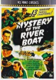 Mystery of the Riverboat