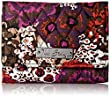 Vera Bradley Petite Trifold Wallet, Rosewood, One Size