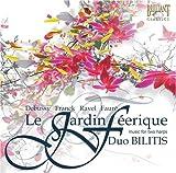 フランス・ハープ・デュエット-2台のハープによるフランス作曲家の作品集