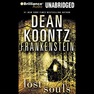 Frankenstein, Book Four: Lost Souls Audiobook