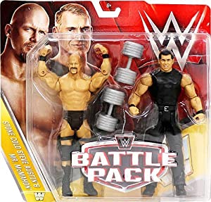 WWE Figure 2-Pack, Austin & Mcmahon