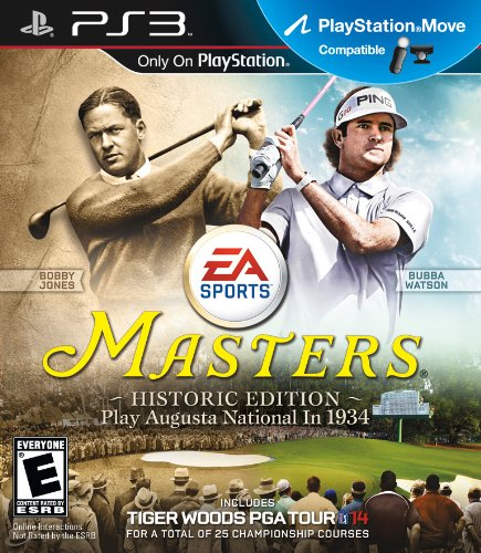 Tiger Woods PGA TOUR 14: Masters Historic Edition