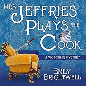 Mrs. Jeffries Plays the Cook Audiobook