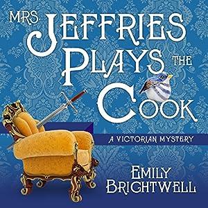 Mrs. Jeffries Plays the Cook Audiobook