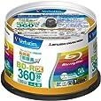 Verbatim Blu-ray Disc 50 Spindle - 50GB 4X BD-R DL - 2011 (japan import)