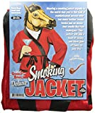 Accoutrements Smoking Jacket with Scarf