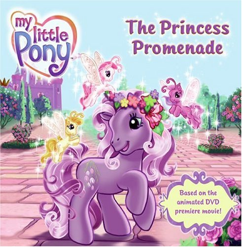 Image for My Little Pony : The Princess Promenade