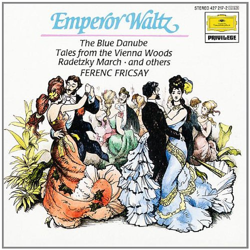 Ferenc Fricsay-Emperor Waltz Waltzes and Polkas-CD-FLAC-1989-FORSAKEN Download