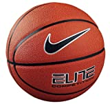Nike BB0446-801 Official Size Elite Competition Basketball (Call 1-800-327-0074 to order)