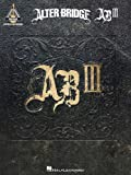 Alter Bridge Alter Bridge: AB III (Guitar Recorded Versions)