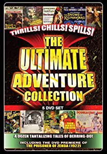 Thrills! Chills! Spills! - The Ultimate Adventure Collection