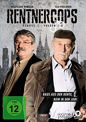 Rentnercops - 1. Staffel [2 DVDs]