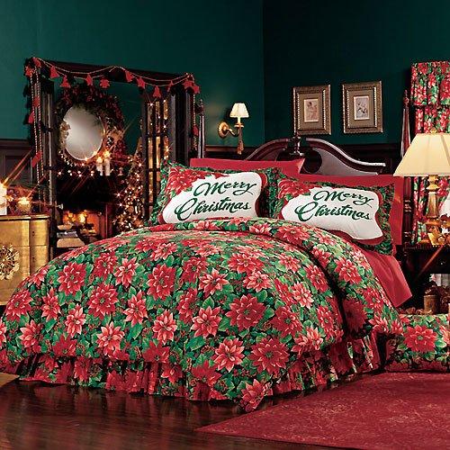 amazon com christmas bedding set 4pc comforter set