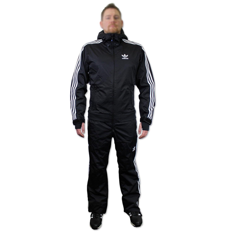Adidas ADIDAS FIREBIRD 1PIECE Jacket black schwarz online kaufen