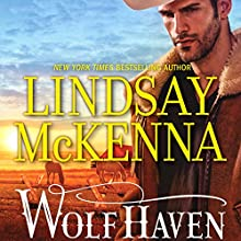 Wolf Haven: Wyoming Series, Book 9 (       UNABRIDGED) by Lindsay McKenna Narrated by Anthony Haden Salerno