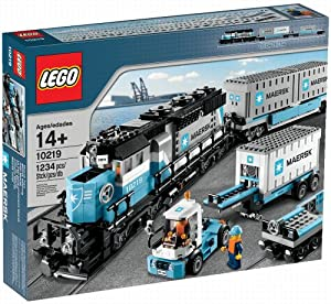 LEGO Creator Maersk Train 10219