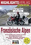 Motorrad-Reisef�hrer: Franz�sische Alpen