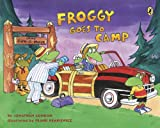 Froggy Goes to Camp (0142416045) by London, Jonathan