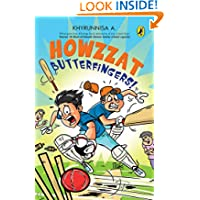 Howzzat Butterfingers! price comparison at Flipkart, Amazon, Crossword, Uread, Bookadda, Landmark, Homeshop18