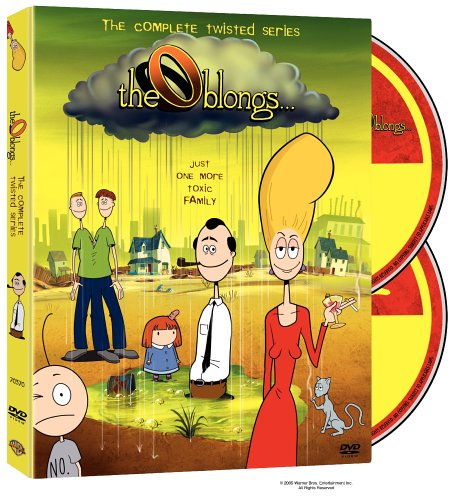 The Oblongs - The Complete Series - Jace Richdale