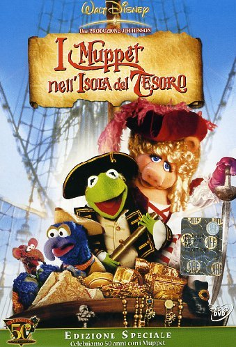 I Muppet nell'isola del tesoro [IT Import]