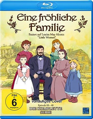 Eine fröhliche Familie, Blu-ray