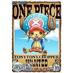 ONE PIECE �����s�[�X 15th�V�[�Y�� ���l���� piece.10[�����] [DVD]
