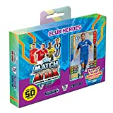 Topps MAPL 2015/16 Club Heroes Battle Trump Card Game, Multi Color