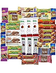 Healthy Bars and Snacks Variety Pack Care Package (35 Count)