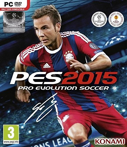 Pro-Evolution Soccer 2015 (PC DVD) (輸入版)