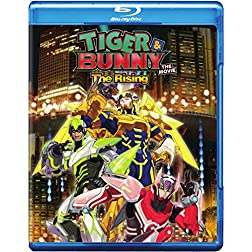 Tiger & Bunny The Movie - The Rising Combo Pack [Blu-ray]