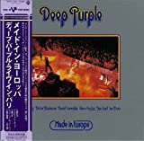 Deep Purple Made in Europe (Jpn) (Mlps)