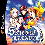 Video Games - Skies of Arcadia