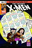 img - for SDCC 2014 Previews Exclusive Days of Future Past Uncanny X-men 23 Minimates Variant Cover book / textbook / text book