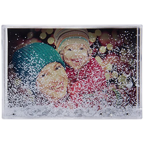 Photo Snow Picture Frame (Snowglobe Photo Insert compare prices)