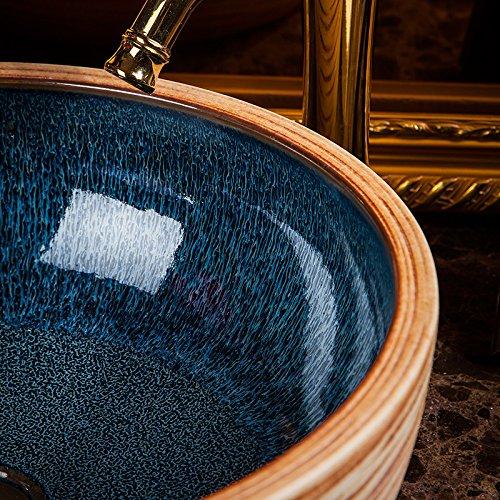 badezimmer waschbecken kunst schiff waschbecken waschbecken aus keramik kunst hotel badezimmer. Black Bedroom Furniture Sets. Home Design Ideas