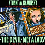 The Devil Met a Lady: A Toby Peters Mystery (       UNABRIDGED) by Stuart M. Kaminsky Narrated by Christopher Lane