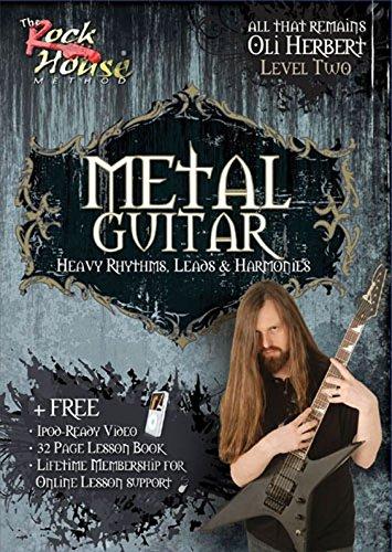 Metal Guitar Heavy Rhythms, Leads & Harmonies Level 2 [Instant Access]