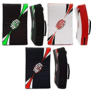 Jayefo Strike Shield Kick Pad kick boxing Curved Focus Boxing MMA Muay Thai ufc