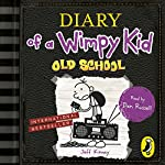 Old School: Diary of a Wimpy Kid, Book 10 | Jeff Kinney