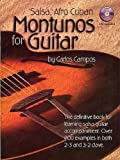 echange, troc Campos Carlos - Salsa and Afro Cuban Montunos for Guitar