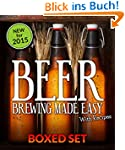 Beer Brewing Made Easy With Recipes (...