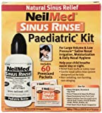 NeilMed SinusRinse Paediatric Kit for Sinus & Allergy Relief
