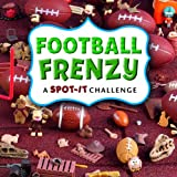 img - for Football Frenzy (Spot It) book / textbook / text book